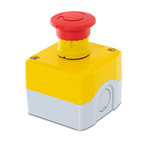[AS-PB868LRI] Ascoel Industrial Pushbutton
